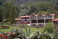 Bambito-Hotel - Panama-Hochländer lizenzfreies stockfoto