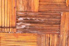 Bamboe voor achtergrond stock afbeelding