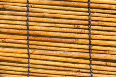 Bamboeachtergrond Stock Fotografie