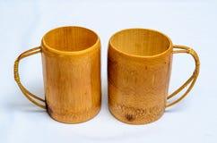 Bamboekop royalty-vrije stock afbeelding