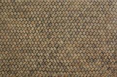 Bamboemandenmakerij Stock Afbeelding