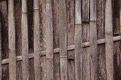 Bamboeomheining Royalty-vrije Stock Afbeeldingen