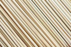 Bamboestokken Backround Stock Afbeeldingen