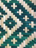 Bamboetexturen Royalty-vrije Stock Foto's