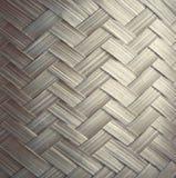 Bamboetextuur van mand, handwork royalty-vrije stock foto's