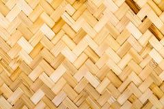 Bamboeweefsel Stock Afbeelding