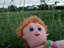 bambola Fotografie Stock