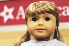 Bambola americana della ragazza Immagine Stock