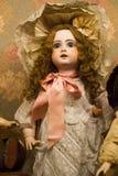 Bambola antica Fotografia Stock Libera da Diritti