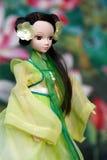 Bambola cinese Immagini Stock