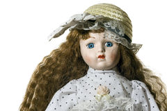Bambola classica Fotografie Stock