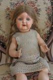Bambola d'annata fotografia stock libera da diritti