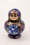 Bambola d'impilamento russa Fotografia Stock Libera da Diritti