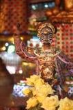 Bambola del diavolo nello stile cinese Fotografia Stock Libera da Diritti