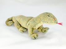 Bambola del drago di Comodo Fotografia Stock