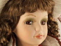 Bambola del giocattolo Fotografia Stock Libera da Diritti