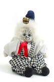 Bambola del pagliaccio Fotografia Stock