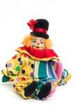 Bambola del pagliaccio Immagine Stock Libera da Diritti