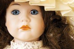 Bambola dell'annata Immagini Stock