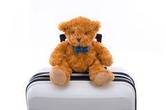 Bambola dell'orso Fotografie Stock