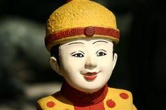 Bambola della Cina Fotografie Stock Libere da Diritti