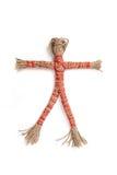 Bambola della corda Fotografia Stock