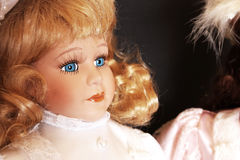 Bambola della porcellana Fotografia Stock Libera da Diritti