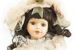 Bambola della porcellana Immagini Stock Libere da Diritti