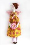 Bambola di angelo Immagini Stock Libere da Diritti
