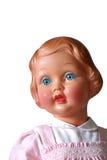 Bambola di anni sessanta. Immagini Stock