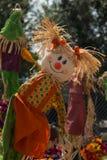 Bambola di festival del raccolto Fotografia Stock Libera da Diritti
