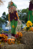 Bambola di festival del raccolto Fotografia Stock