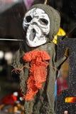 Bambola di Halloween Fotografia Stock Libera da Diritti