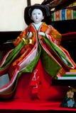 Bambola di Hina Fotografia Stock