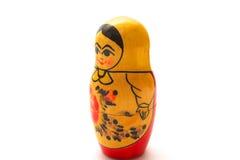 Bambola di incastramento Fotografia Stock