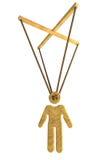 Bambola di legno immagine stock libera da diritti