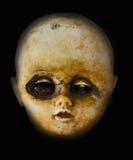 Bambola di orrore Immagini Stock