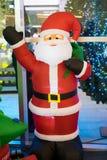 Bambola di Santa Claus Fotografia Stock Libera da Diritti