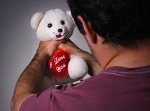Bambola di strangolamento Fotografia Stock