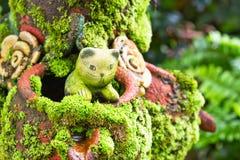 Bambola di terracotta Fotografia Stock Libera da Diritti