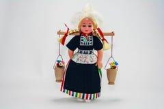 Bambola europea Fotografia Stock Libera da Diritti