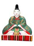 Bambola giapponese fotografia stock
