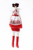 Bambola lavorata a maglia Fotografia Stock Libera da Diritti