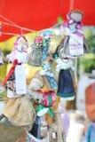 Bambola-motanka Immagine Stock Libera da Diritti