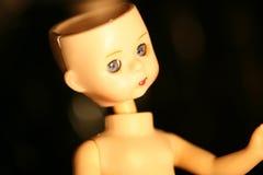 Bambola rotta Immagini Stock