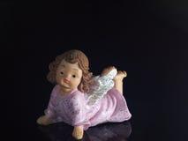 Bambola sveglia Immagine Stock