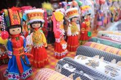 Bambola in Tailandia Fotografia Stock