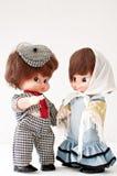 Bambole antiche Immagini Stock