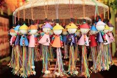 Bambole cinesi Fotografie Stock