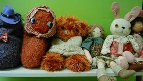 Bambole del compagno fotografie stock libere da diritti